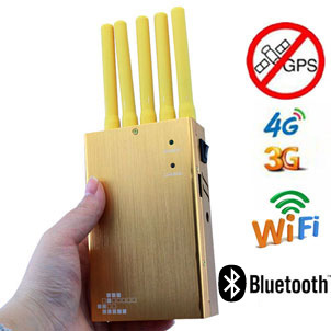 Interferentes de WIFI/WLAN en dispositivo Bloqueador de Bluetooth